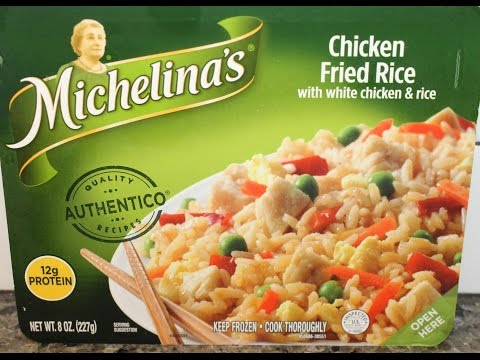 Michelina's Chicken Fried Rice Review