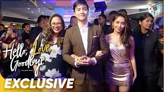 Part 2: #HelloLoveWorldPremiere   'Hello, Love, Goodbye' Premiere Night