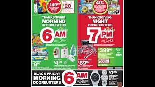 Kmart Black Friday 2014 Ads and Sales: Morning doorbusters