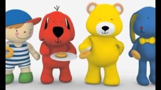Развивающий мультфильм для детей от 1,5 года (Мультик шпультик)