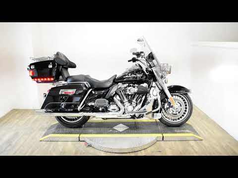 2010 Harley-Davidson Road King® in Wauconda, Illinois - Video 1