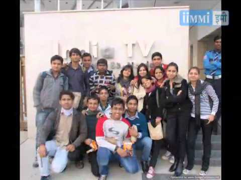 International Institute of Management, Media & IT (IIMMI) video cover3