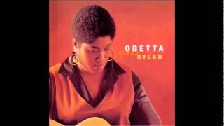 Odetta - Don't think twice, it's all right