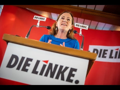 Politischer Aschermittwoch: Janine Wissler