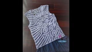 Crochet Patterns| For Free |crochet Baby Dress| 2499
