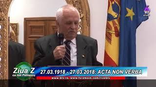 Centenarul Unirii Basarabiei cu România omagiat de Clubul Militar Român de Reflecție Euroatlantică