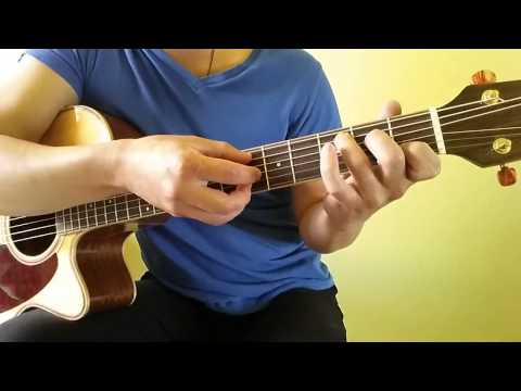 Photograph - Ed Sheeran - Guitar Tutorial (Intro Chords & Fingerstyle Plucking)
