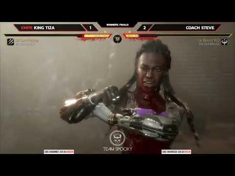 Mortal Kombat 11 Tournament - Top 4 Finals - NLBC 165