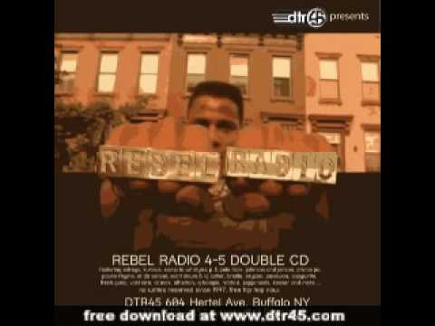06 Rebel Radio 4 : Legal the Lifesaver - Pita Bread