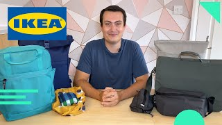 Worth It? Budget IKEA Bags For Everyday Use   What To Get & What To Skip