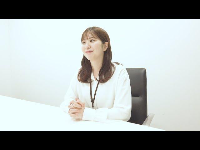 「入社したらどんな仕事をするの?」新卒2年目の女性社員をインタビュー【ファーストロジック】