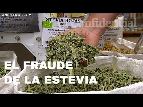 Estevia, el fraude del azúcar del siglo XXI
