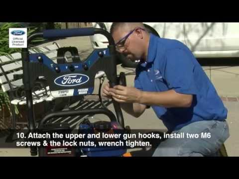 Ford Pressure Washer Assembly