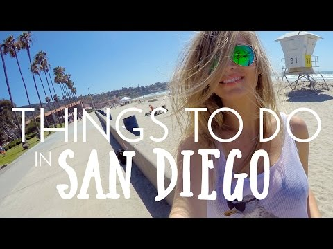 Video Top Things to Do in San Diego