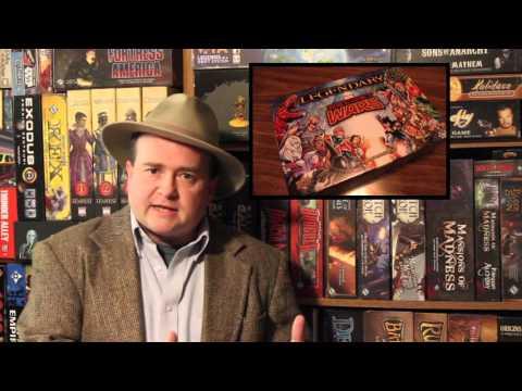 The Discriminating Gamer: Legendary: Secret Wars, Vol. 2