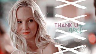 Caroline Forbes | Thank U, Next
