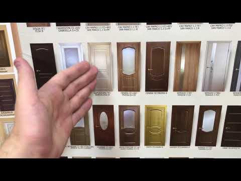 Ламинатиновое и пвх покрытие для дверей Виды пленок