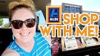 IN STORE ALDI SHOP WITH ME! 🛒 NEW ALDI ITEMS SUMMER 2019 😁 ALDI GROCERY HAUL