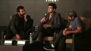 Knowledge Series 2015  ANURAG Kashyap AMIT Masurkar BARDROY Baretto