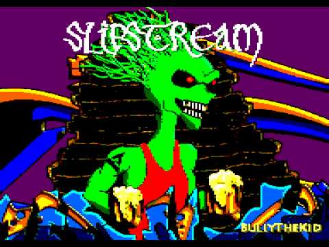 Sundance by Slipstream - Amstrad CPC demo released at Sundown 2014