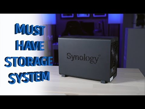 Synology DS216Play NAS DISK STATION