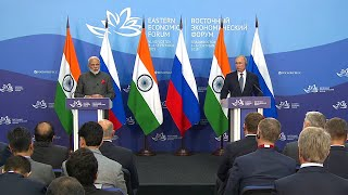 Во Владивостоке стартовал V Восточный экономический форум.