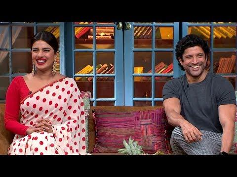 "The Kapil Sharma Show - Movie ""The Sky Is Pink"" Episode Uncensored | Priyanka Chopra, Farhan Akhtar"