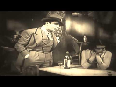 "Carlos Gardel - MELODIA DE ARRABAL - Escena Completa - De la película ""Melodía de Arrabal"""