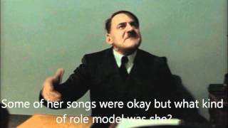 Hitler is informed Amy Winehouse was found dead