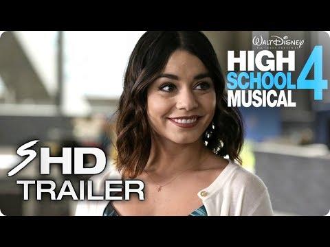 High School Musical 4 Teaser Trailer Concept #1 - Disney Musical Movie HD