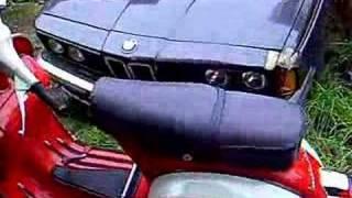 My 1969 Vespa Rally 180