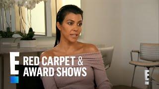 Kourtney Kardashian On Gluten-Free And No Dairy Diet | E! Red Carpet & Award Shows