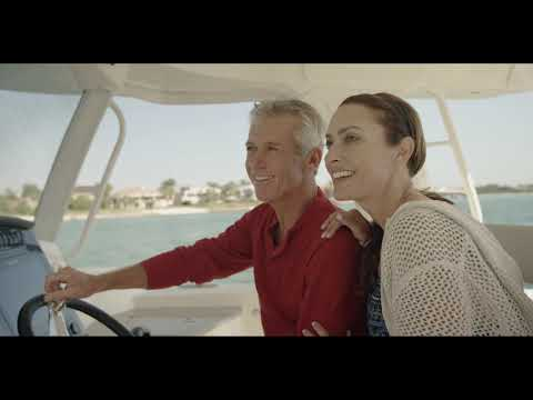 Boston Whaler 350 Realm video