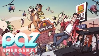 Icona Pop - Emergency (PAZ Remix) [OFFICIAL VIDEO]