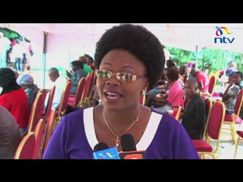 Video: Rich men, marry more women and save society – Female MP