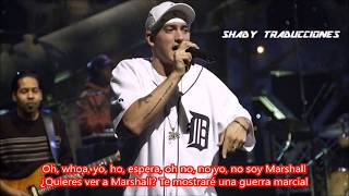 Don't Push Me - 50 Cent ft Lloyd Banks & Eminem Subtitulada en español