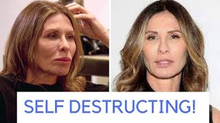 Is this the beginning of the END for Carole Real Housewives New York!