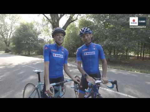 SUZUKI E' SPORT: Lezione di Pattinaggio e Ciclismo