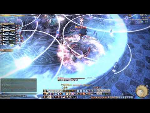 Final Fantasy XIV - Shiva/Akh Afah Amphitheatre Extreme