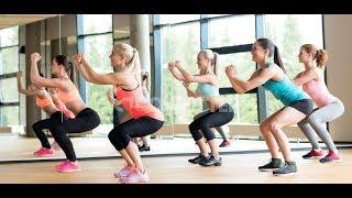 Aerobics workout exercise   aerobics class for beginner   cardio workout   2018