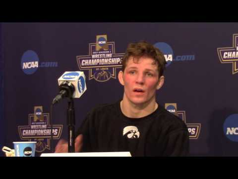 Cory Clark National Championship Press Conference
