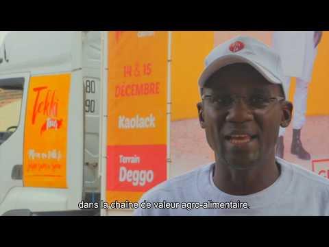 Tekki Tour: une campagne de sensibilisation sur opportunités de réussite et de création d'emplois dans le Bassin arachidier