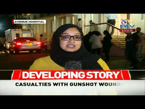 Riverside Drive attack: 30 casualties admitted across various hospitals