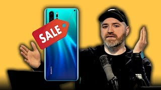 What's Happening To Huawei Phone Prices?