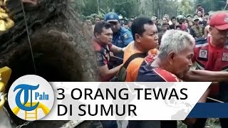 Tragis Ayah, Menantu dan Tetangga Tewas Terjatuh di Sumur
