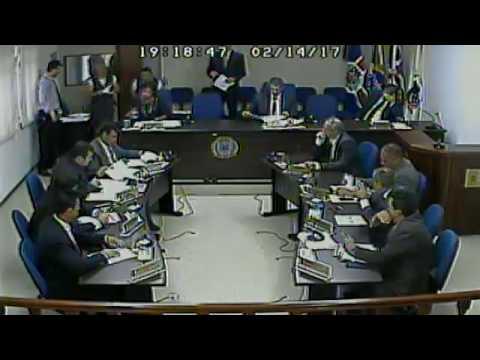 Câmara Municipal de Juquitiba - 2ª Sessão Ordinária 2017