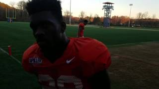 TigerNet.com - Tavien Feaster March 10