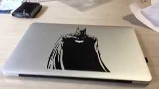 "I'M BATMAN - MacBook Pro Retina 13"" Sticker"