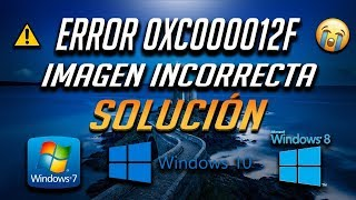 error 0xc000012f imagen incorrecta en windows 10 8 7 2 soluciones - fortnite error shipping exe
