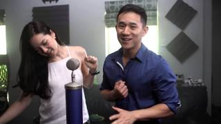 Charlie Puth   Marvin Gaye Ft. Meghan Trainor Cover By Marie Digby And Jason Chen